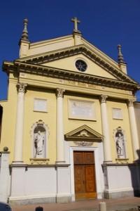 Paesaggio del Comune di Asti (AT) – Chiesa di San Silvestro