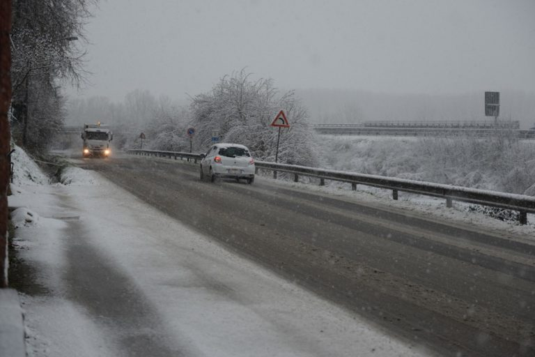 Nuove nevicate attese in Piemonte