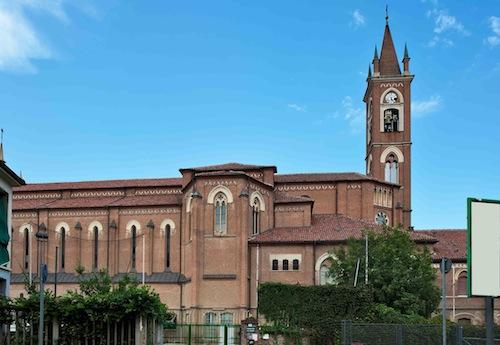 Concerto di beneficenza nella chiesa di San Pietro ad Asti