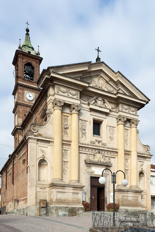 A Villafranca d'Asti celebrazione mariana per ammalati e anziani