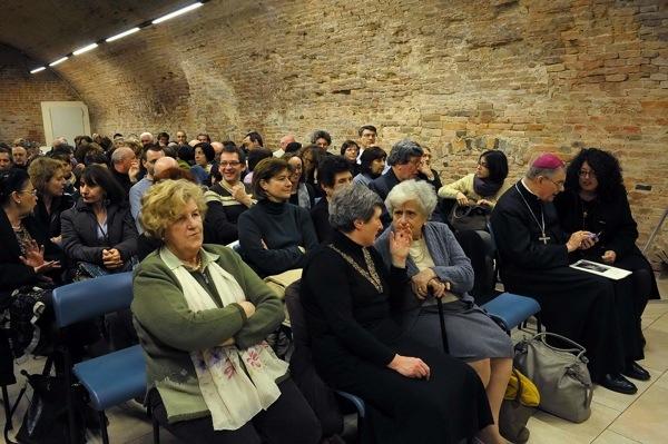 Le foto dello spettacolo sulla Passione al Forum delle Famiglie