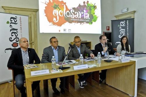 Presentata la nona edizione di Golosaria Monferrato: la fotogallery