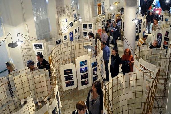 La fotogallery dell'inaugurazione mostra celebrativa per Asti Teatro 35