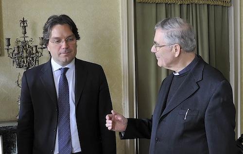 Firma della Convenzione tra Diocesi e Comune di Asti