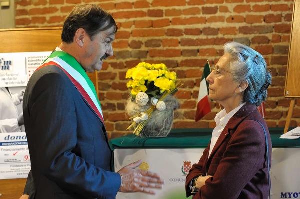 Piera Montalcini a Ferrere