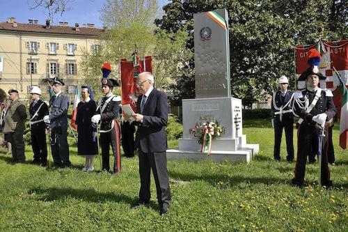 Le immagini del 25 aprile di Asti