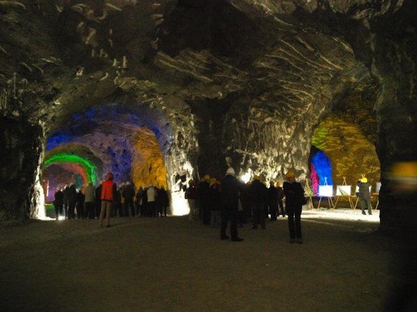 Un museo sotterraneo alla cava sostenibile di Murisengo