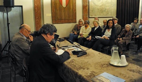 Tutte le foto del Convegno Storico di Palazzo Mazzola