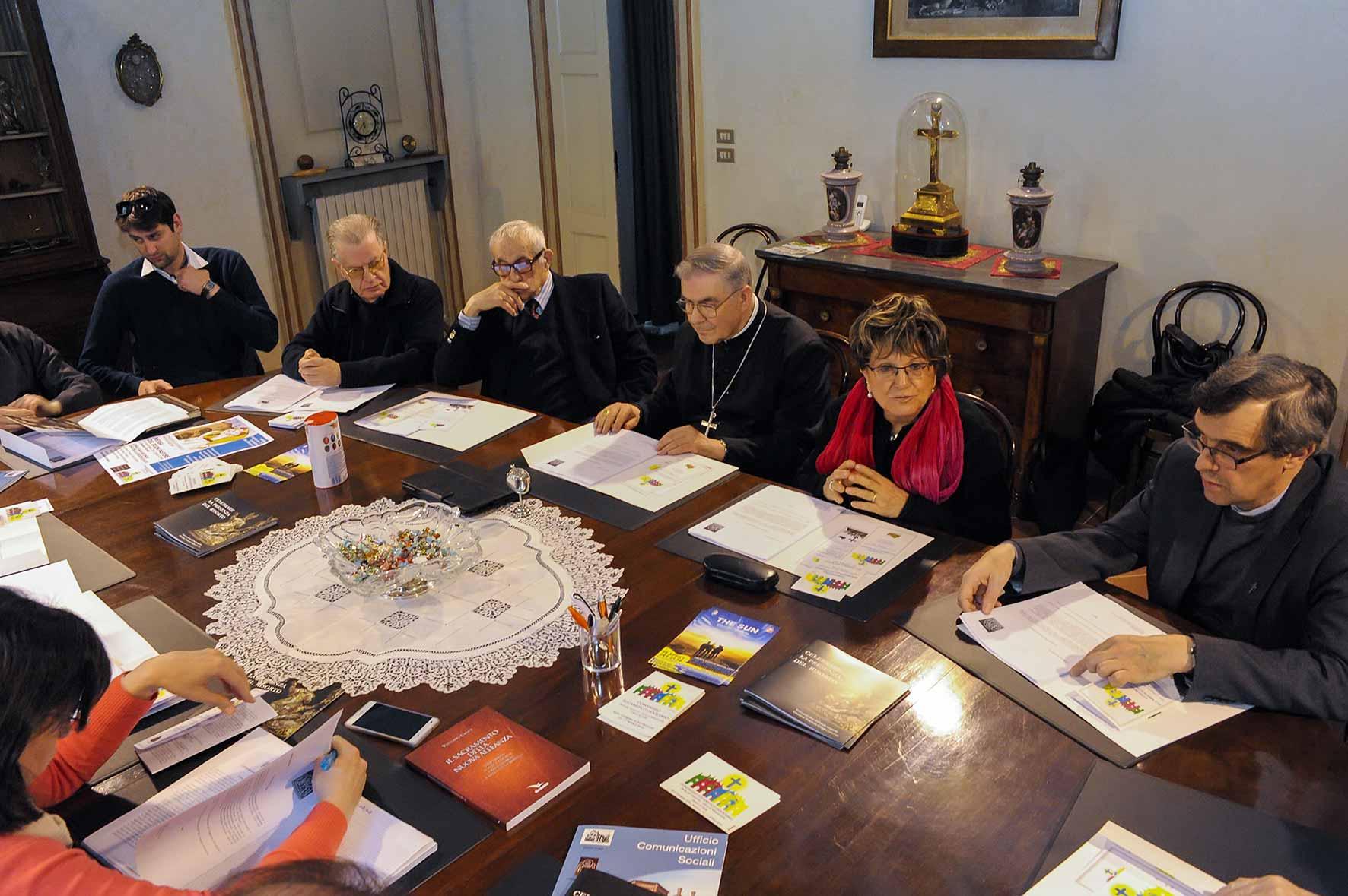 Tutto pronto per il Congresso Eucaristico Diocesano