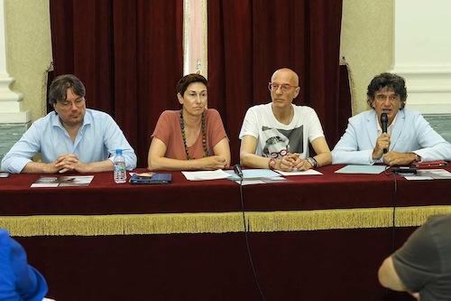 Ammaniti, Trevi e Amara fra i vincitori del Premio Giorgio Faletti