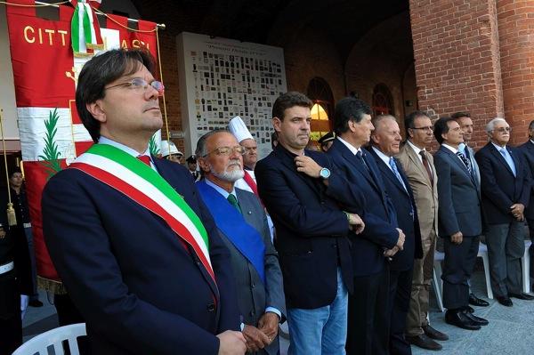 La fotogallery dell'inaugurazione della Douja d'Or 2013