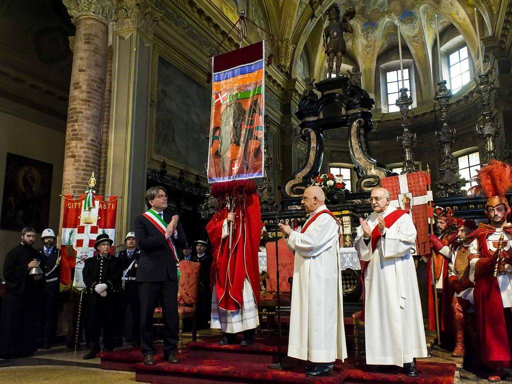 Tutte le foto di San Secondo, patrono di Asti