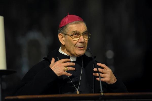 Gli auguri di Pasqua del vescovo Ravinale