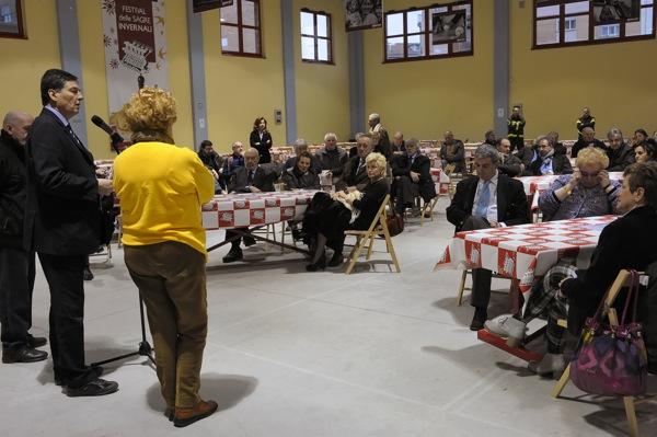 Le foto dell'inaugurazione de Festival delle Sagre Invernali ad Asti