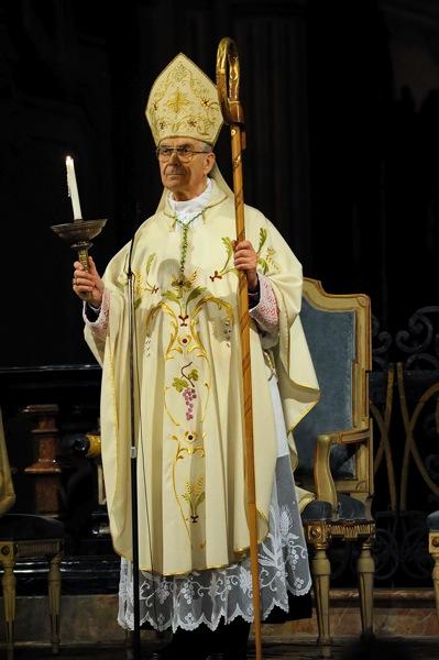 Le foto della Messa di sabato in Cattedrale