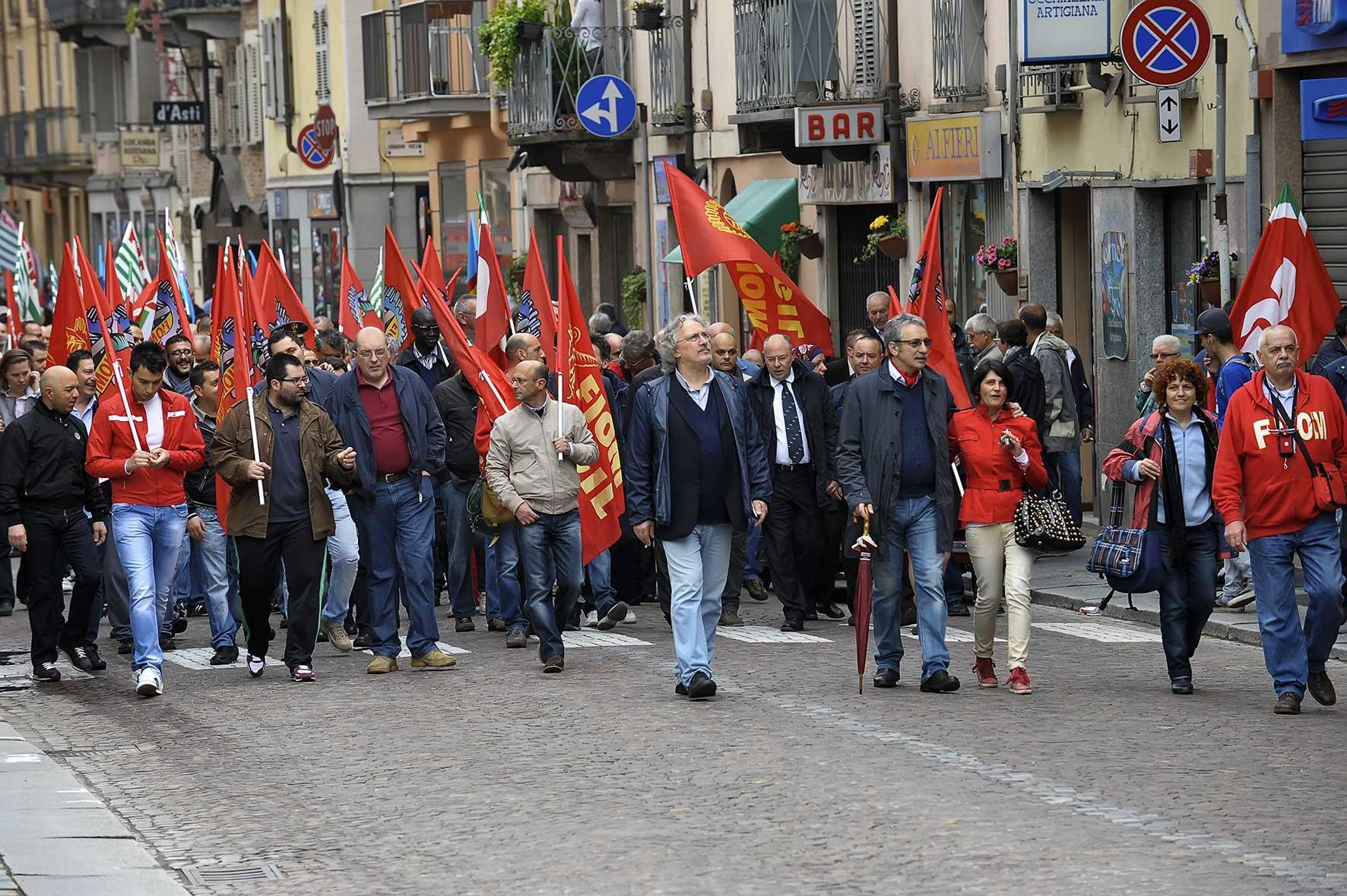 Primo Maggio ad Asti: tutte le foto
