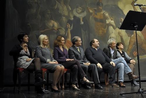 """""""D'la Riua"""" in scena a Castelnuovo Calcea"""
