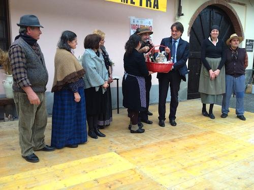 A Vaglierano d'Asti un pomeriggio fra le tradizioni piemontesi