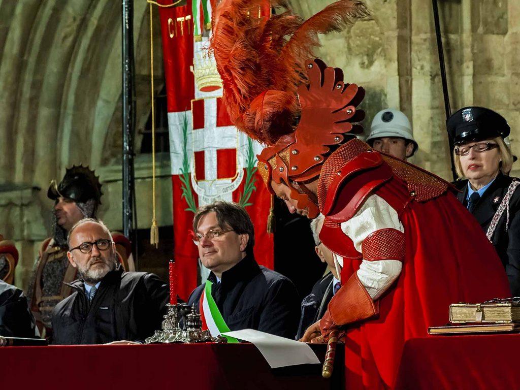 Asti apre i festeggiamenti per San Secondo