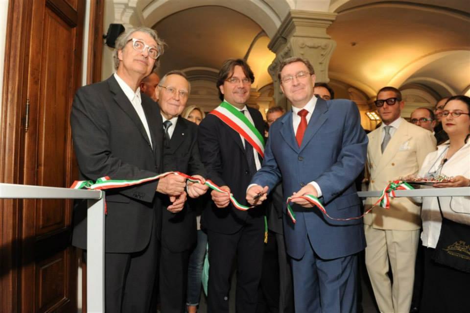 La fotogallery della visita ad Asti del ministro del Lavoro Enrico Giovannini