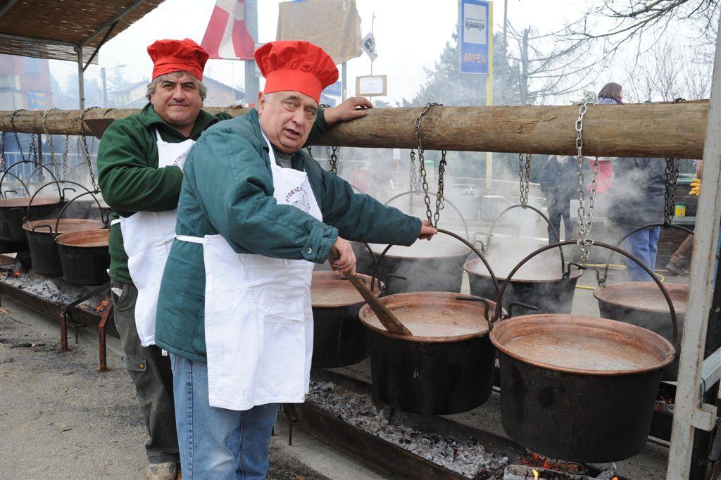 La tradizionale Fagiolata di San Defendente