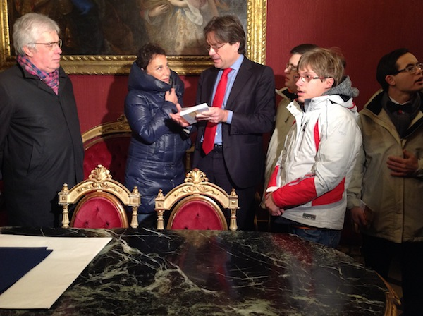 """""""Parole da stendere"""" al Tambass Teatro & Cucina"""