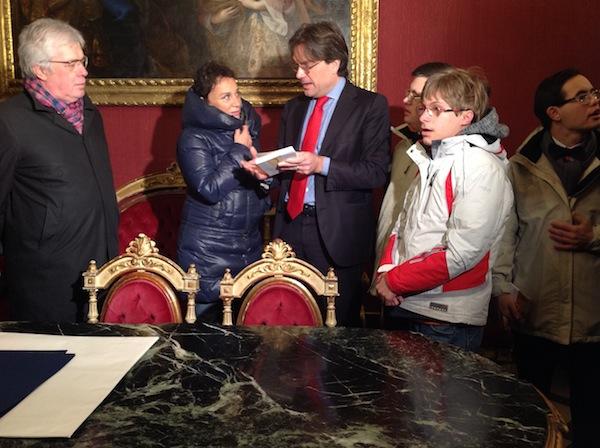 #GusterLuiset: un educational all'Agrisalumeria di Ferrere
