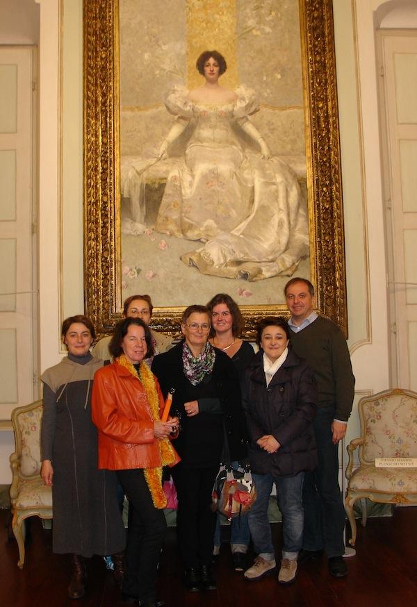 Da Germania e Austria: tour operator e giornalisti nell'Astigiano alla scoperta delle patrimonio culturale