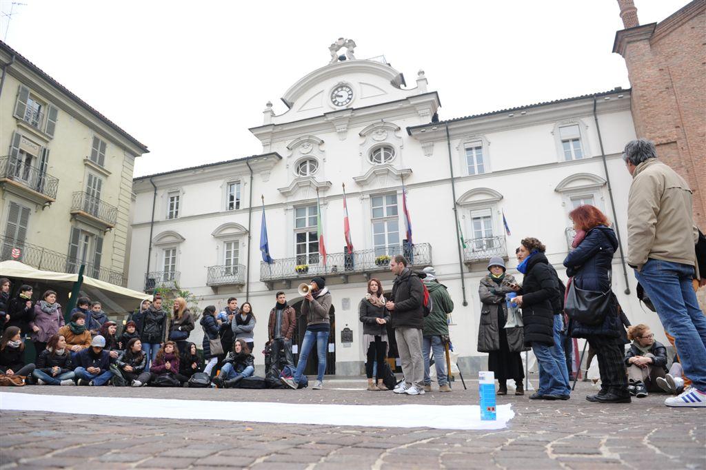 Anche ad Asti manifestazioni contro i tagli alla scuola