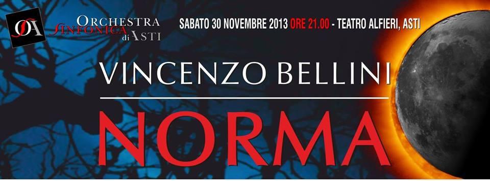 A Teatro Alfieri la Norma di Vincenzo Bellini
