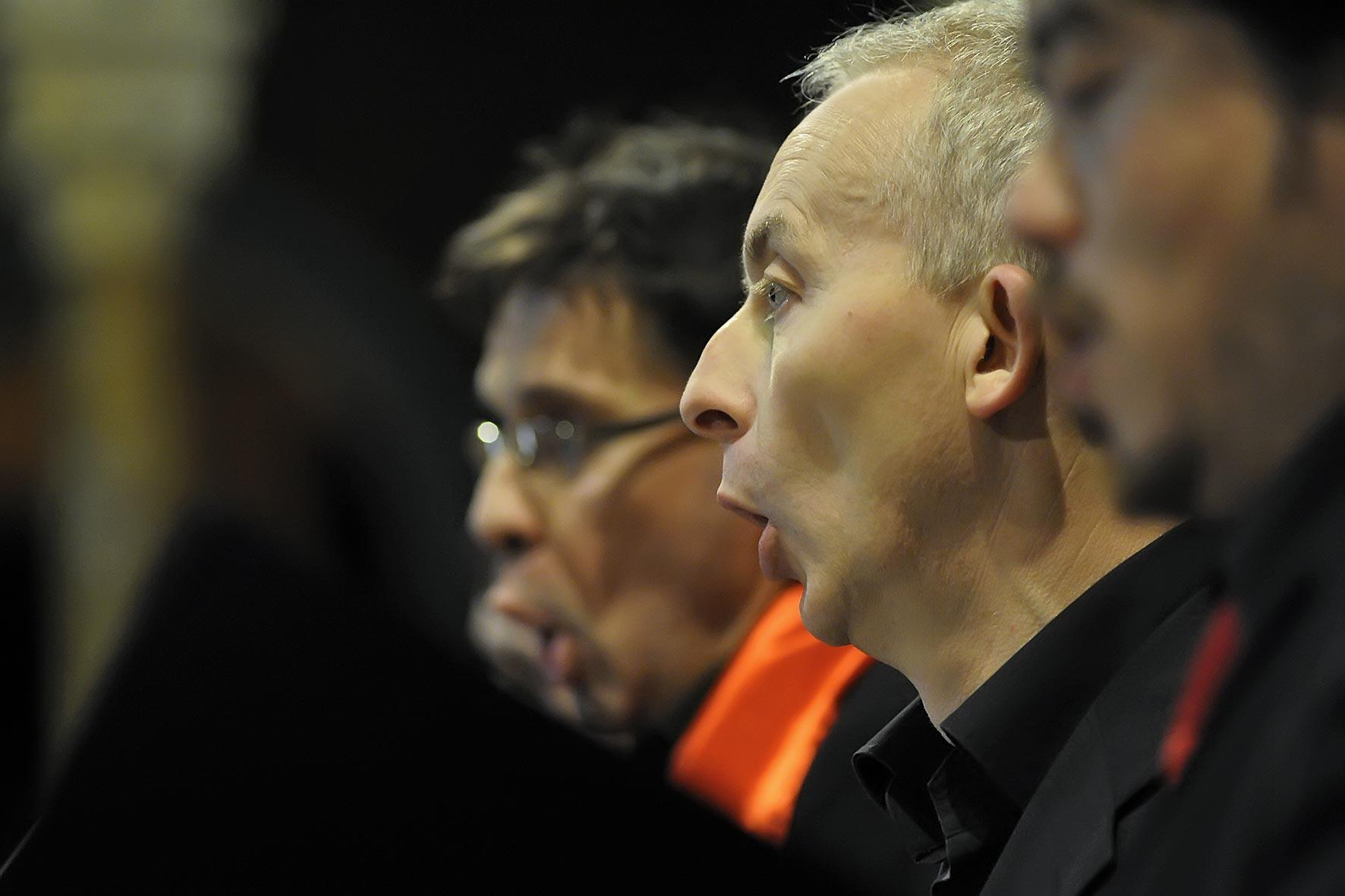 Fabrizio Brignolo ha incontrato monsignor Adriano Paccanelli