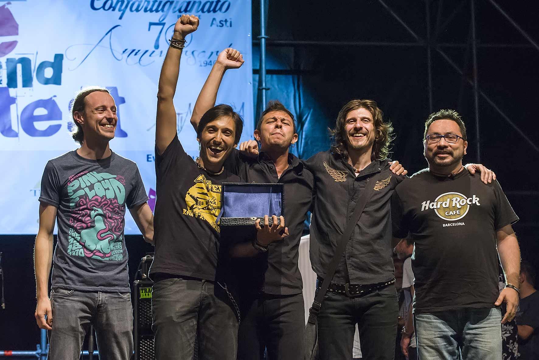 Asti Musica chiude con il contest per le band. Vincono The Swede, Free Sound e Soul Power