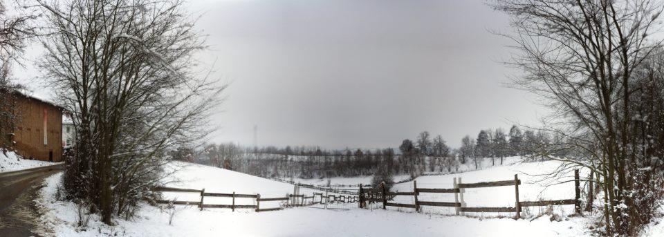 Ancora due giorni di neve in Piemonte