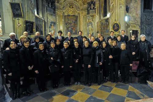 La fotogallery delle celebrazioni per Santa Cecilia
