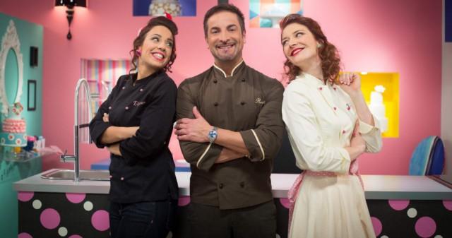Elena Bosca da Canelli a Real Time: tutto il bello dell'arte pasticciera