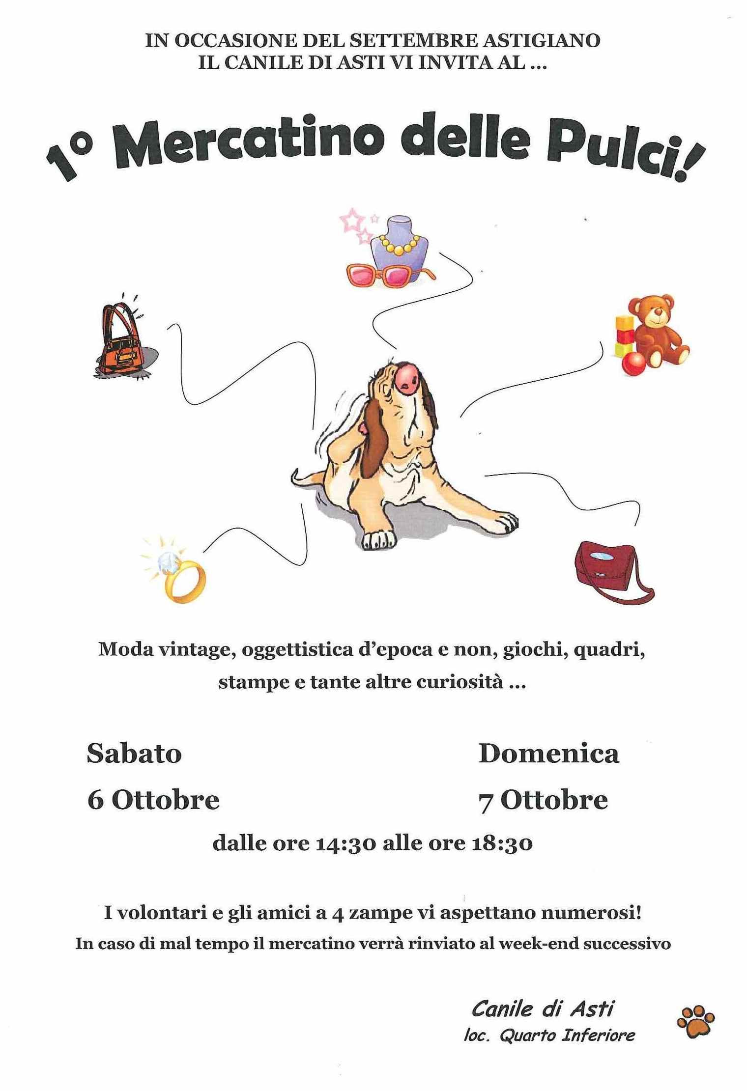 MERCATO DELLE PULCI 2012