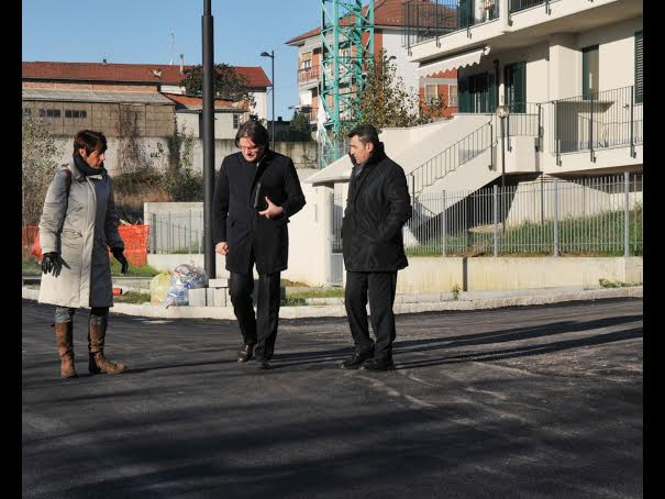 Strada Laverdina: al Comune il primo round davanti al TAR