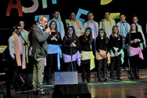 Il coro di Villanova vince l'Asti God's Talent