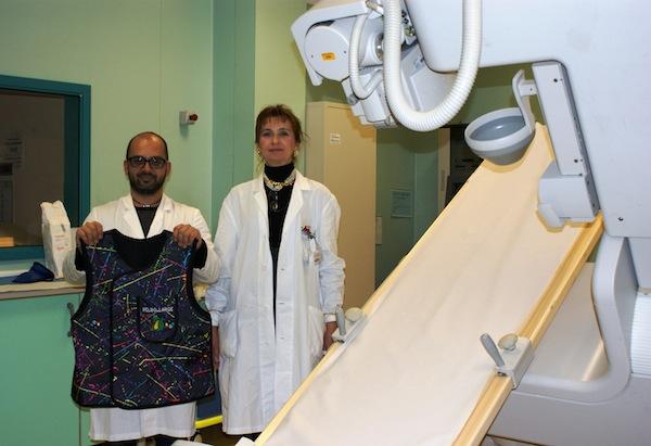Contributo della Fondazione CRAT per la protezione degli operatori sanitari e dei pazienti dai raggi X