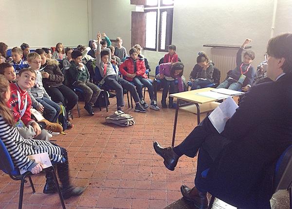 """""""Educazione alla Legalità Economica"""", secondo incontro al Liceo artistico"""