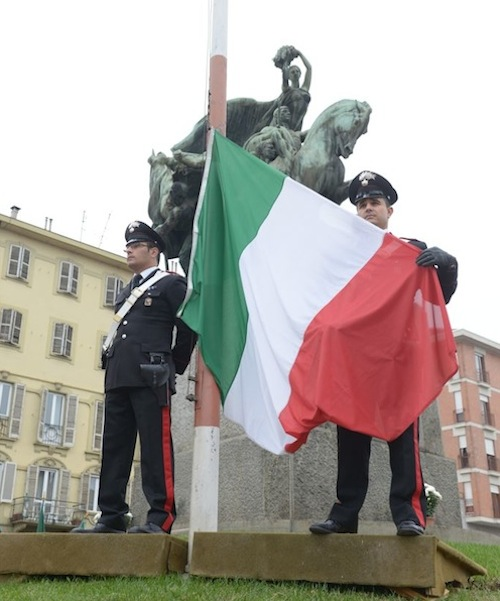 Il 4 novembre giornata dell'Unità Nazionale e delle Forze Armate