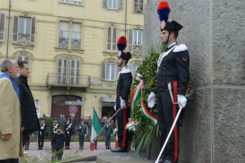 Anche Asti festeggia le Forze Armate: la fotogallery
