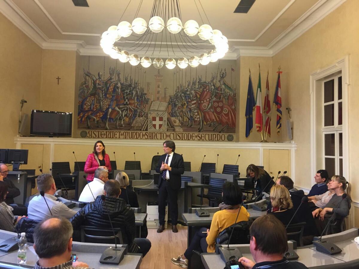 Più di 40 tour operator austriaci in visita nell'Astigiano