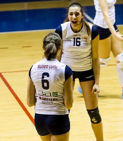 Asti Volley, sabato in casa contro il GSO Villa Cortese MI