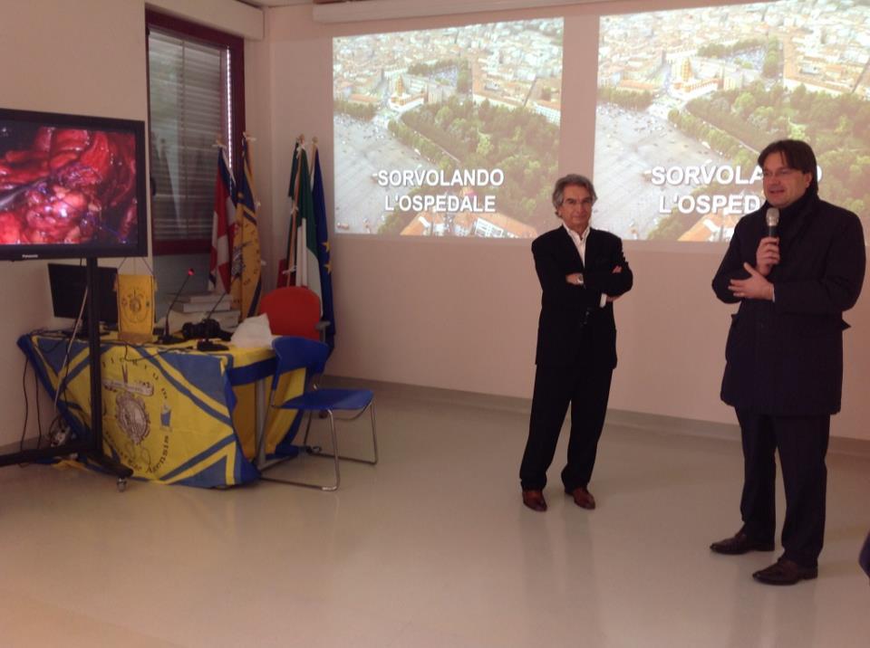 Inaugurata al Cardinal Massaia di Asti la sala multimediale per interventi chirurgici in videoconferenza