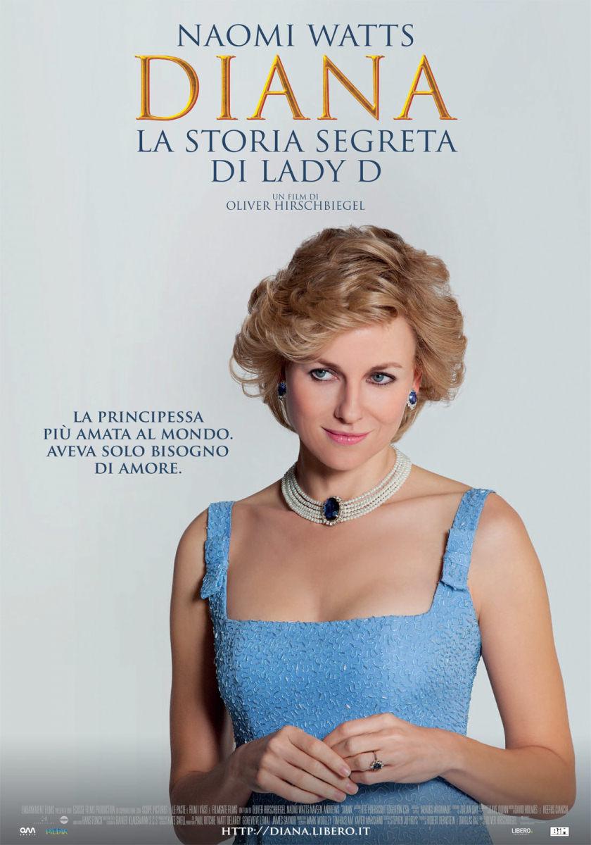 Stasera in Sala Pastrone Diana-La storia segreta di Lady D