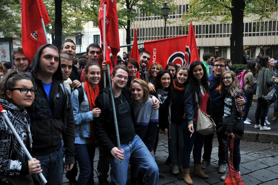 Assemblea del Coordinamento Provinciale Giovani Comunisti di Asti
