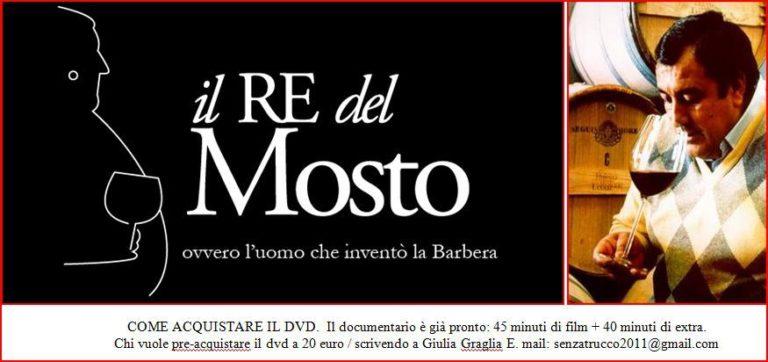 """""""Il re del mosto"""" un documentario dedicato a Giacomo Bologna"""