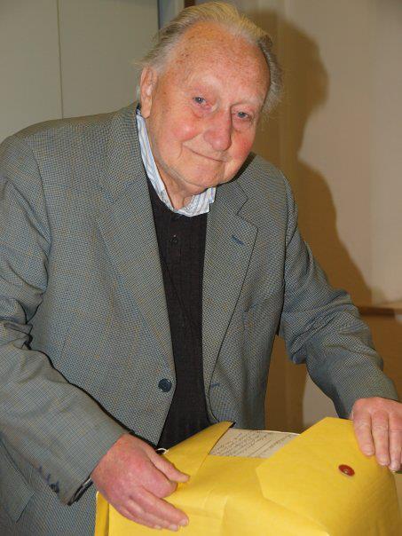 Roberto Peretti ricorda Francesco Tessiore