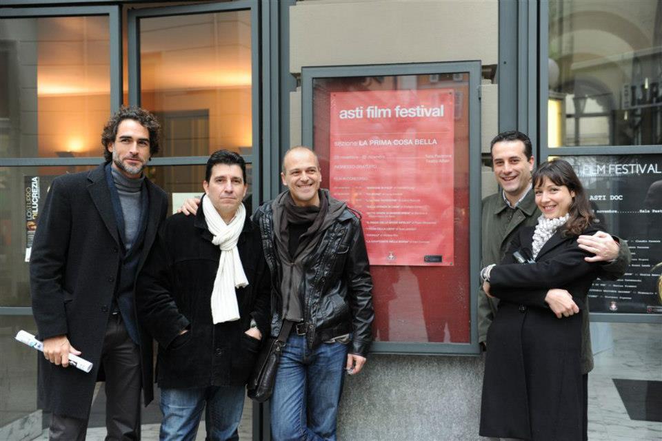 Le foto della giornata astigiana di Sergio Muniz in occasione dell'Asti Film Festival